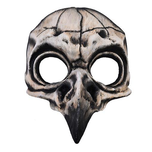 Bird skeleton mask