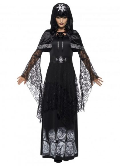 black magic womesn costume