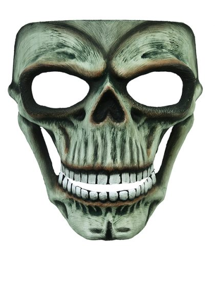 Evil skeleton mask