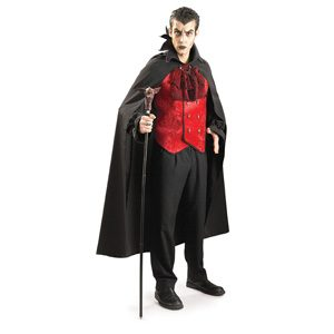 cournt dracula costume