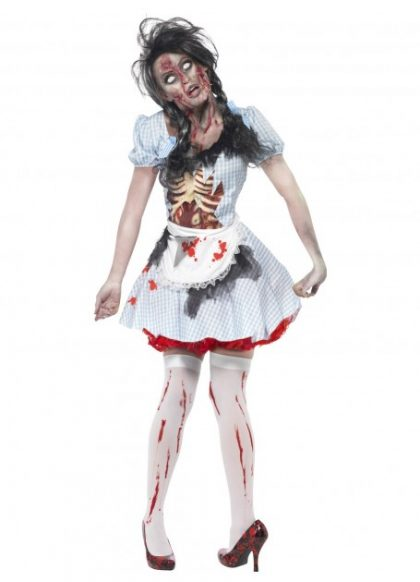 horror dorothy costume