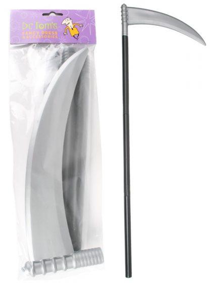 scythe costume weapon