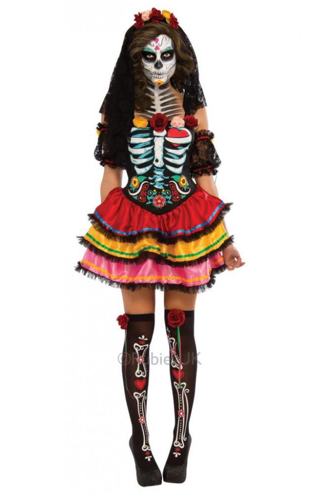 Womens Gangster Halloween Costume