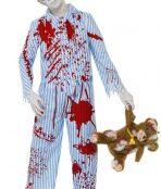 zombie boy costume