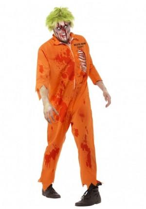 zombie priosner costume