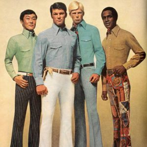 70s era fashion