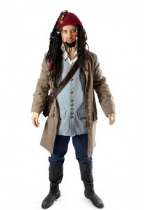 Pirate male costume