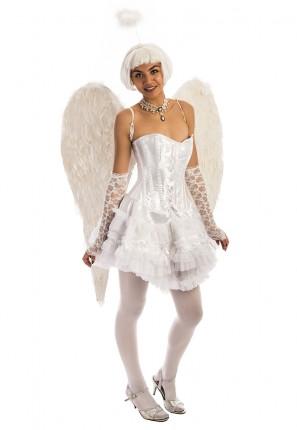 White Angel Costume, Angel, Fairy, Victorias Secret