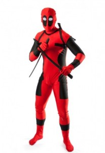 marvels deadpool costume