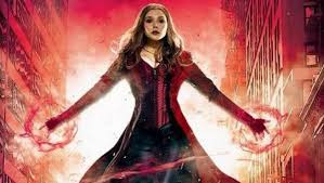 Marvels Scarlet witch costume