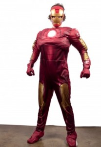 Marvels Ironman costume