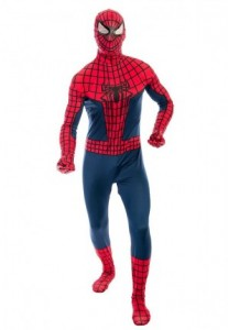 Marvels Spiderman costume