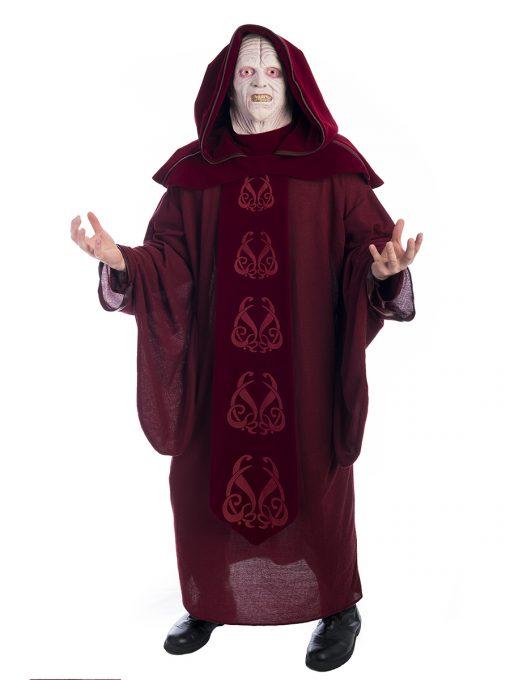 Emperor Palpatine Costume, Emporer Palpatine costume, Star Wars Costume, Jedi