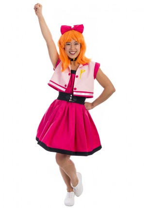 Blossom Powerpuff Girls Costume Creative Costumes