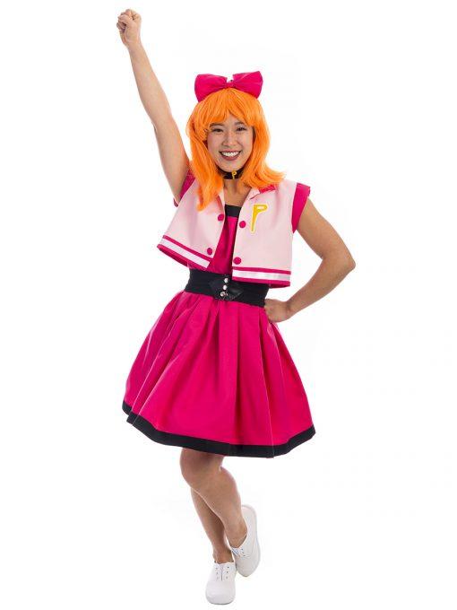 Bubbles Powerpuff Girls Costume, Powerpuff Costume, Blossom Costume, Bubbles Costume