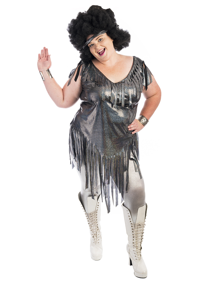 70s Disco Plus Size Costume