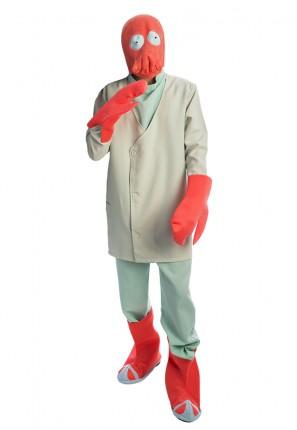 Zoidberg Costume, Dr Zoidberg Costume, Doctor Zoidberg, Futurama Costume, Alien Costume, Space Costume