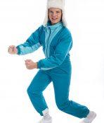 80s Ski costume