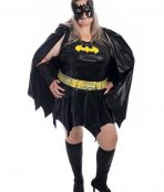 Batgirl Plus Size Costume, Bat Girl Plus Size Costume, Batgirl costume, super hero plus size costume, super hero costume, plus size costume