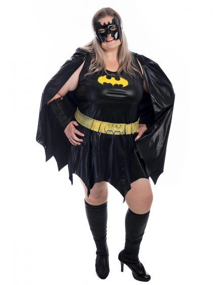 Batgirl Plus Size Costume, Bat Girl Plus Size Costume, Batgirl costume, super hero plus size costume, super hero costume, plus size costume