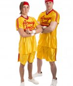 Average Joes Dodgeball Costume, Average Joes Costume, Dodgeball Costume, Average Joes,