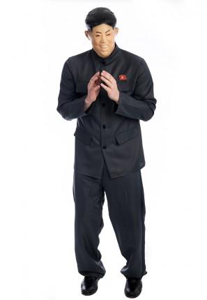 Kim Jong Un Costume, Kim Jong Un, Dictator Costume, North Korea