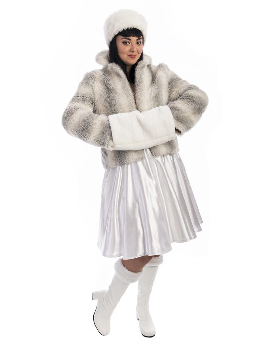 White Russian Girl Costume, Russian Costume, Winter, Bond Girl Costume, James Bond