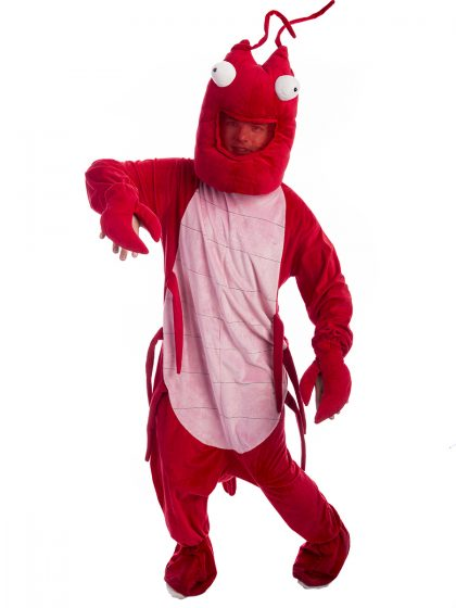 Lobster Mascot Costume, Lobster Costume, Crab Costume, Sebastian the crab, Nautical, under the sea