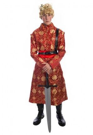 King Joffrey Baratheon Costume, Joffrey Costume, Game of thrones, Game of thrones costume, got, lannister,