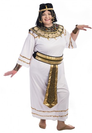 Cleopatra Plus Size Costume, Cleopatra Costume, Plus Size Costume, Egyptian Costume, Queen of the Nile Costume