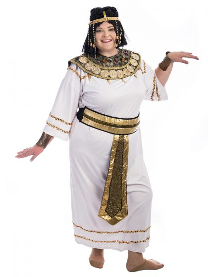 Cleopatra Plus Size Costume, Cleopatra Costume, Plus Size Costume, Egyptian Costume, Queen of the Nile Costume