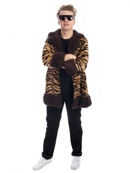 Macklemore Thrift Shop Costume, Macklemore Costume, Rap Costume, Pimp Costume