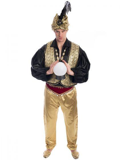 Zoltar Fortune Teller Costume, Zolar Fortune Teller Costume, Zoltar Costume, Gypsy Costume, Fortune Teller Costume