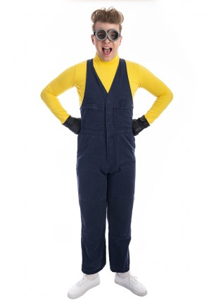 Minion Bob Costume, Minion Costume, Despicable Me Costume