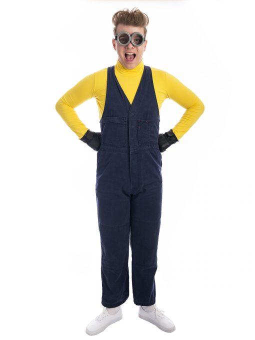Minion Bob Costume, Minion Costume, Despicable Me Costume