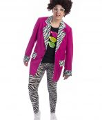 Red Foo LMFAO Costume, Red Foo Costume, LMFAO Costume, Red Foo