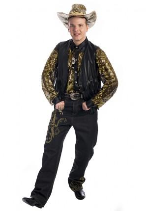 Rhinestone Cowboy Costume, Cowboy Costume, Rhinestone Cowboy