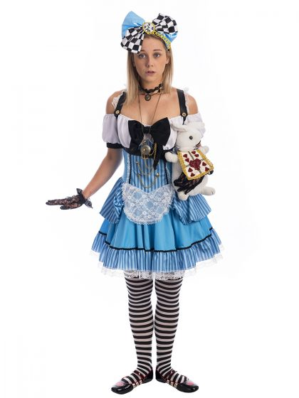 Steampunk Alice in Wonderland Costume, Steampunk Costume, Steampunk Alice costume, alice in wonderland costume, alice costume,