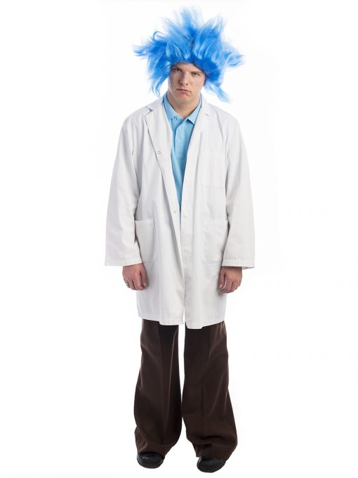Rick Sanchez Costume, Rick and Morty costume, rick and morty