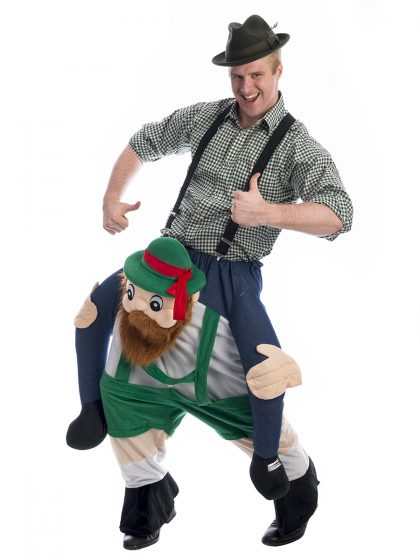 Oktoberfest Carry Me Costume, Oktoberfest Costume, Oktoberfest Carry-me costume, German Carry Me Costume, Carry Me Costume
