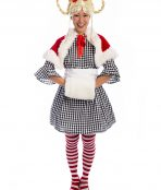 Cindy Lou Who Grinch Costume, Cindilou who costume, Cindy Lou Who Costume, Grinch Costume