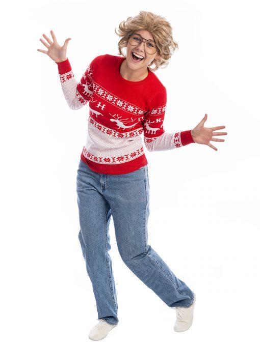 Ugly Reindeer Christmas Jumper Costume