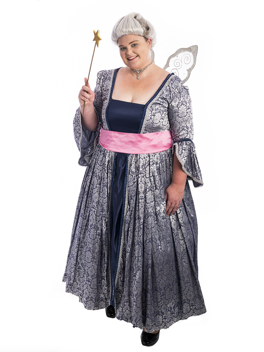 fairy godmother plus size costume -creative costumes
