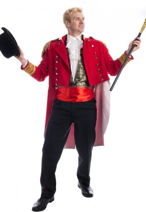 Greatest Showman Ringmaster Costume, Greatest Showman Costume, PT Barnum Costume, Ringmaster Costume, Ring Master Costume
