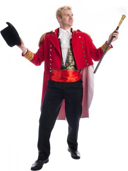 Greatest Showman Ringmaster Costume, Greatest Showman Costume, PT Barnum Costume, Ringmaster Costume, Ring Master Costume