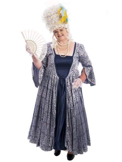 Marie Antoinette Plus Size Costume, Marie Antoinette Costume, French Queen Costume