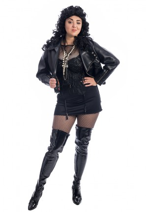 Cher Turn Back Time Costume, Cher Costume, Cher 80s Costume,
