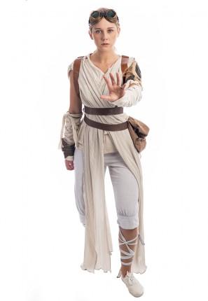 Rey Star Wars Costume, Rey Jedi Costume, Rey Costume, Jedi Costume, Star Wars Costume,