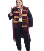 Harry Potter Hogwarts Plus Size Costume, Hermione Granger Plus Size Costume, Harry Potter Costume, Hermione Granger Costume