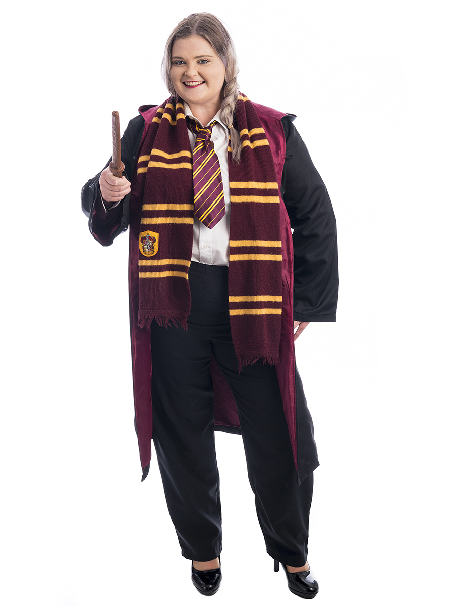 eed2da29c588 Harry Potter Hogwarts Plus Size Costume -Creative Costumes